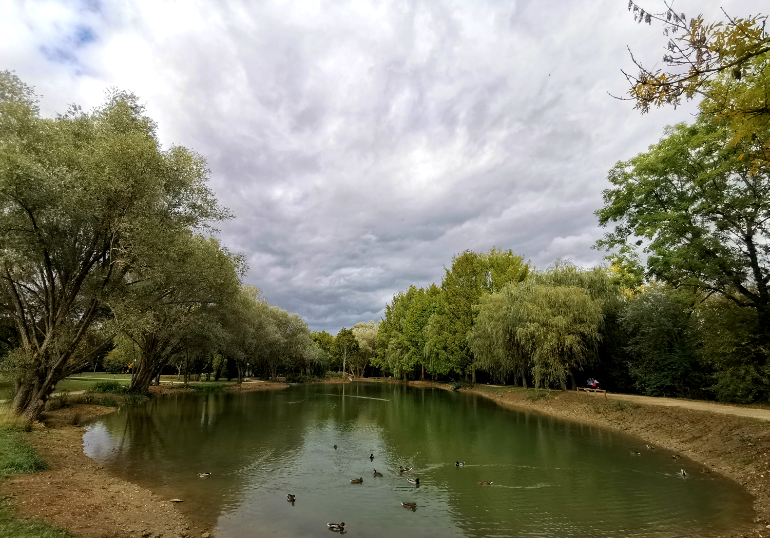 Parc de l'Embanie - Heillecourt - 28/09/2019
