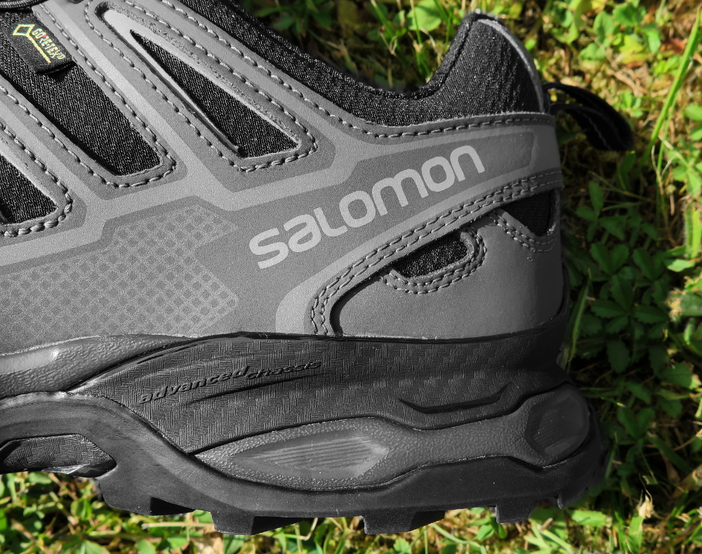 Salomon x-ultra  (détail) - 17/06/2017