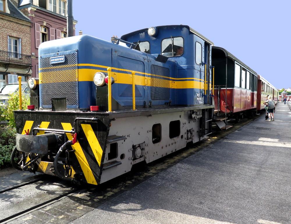 Loco diesel - 14/08/2015