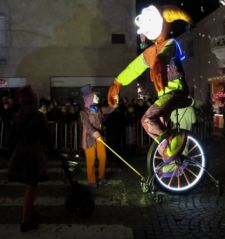 Monocycle enchanté (09/12/2013)