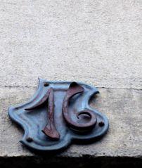 N°16 d'une rue de Nancy (16/01/2012)