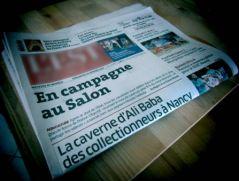 Journal papier (26/02/2012)