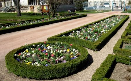 Jardin Godron, Nancy (02/04/2012)