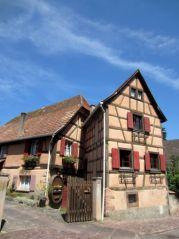 """Maison """"typique"""" alsacienne (12/08/2012)"""