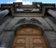 Facade Cathedrale de Nancy (05/10/2012)