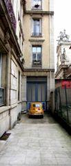 Petite voiture, grande porte? (08/10/2012)