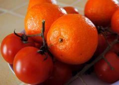 Tomates et mandarines (23/10/2012)