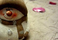 Bonhomme de neige (24/12/2012)