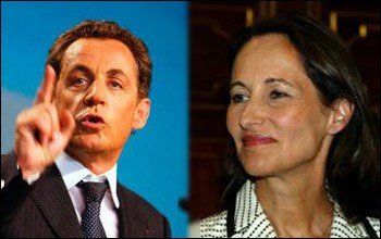 photo Sarkozy / Royal